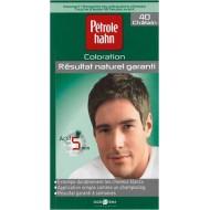 Petrole Hahn - Боя за коса за мъже  - 40 кафява 35 ml