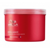 Brilliance - Маска за блясък на боядисана фина коса 500 ml